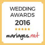 badge weddingawards photographe mariage orleans france