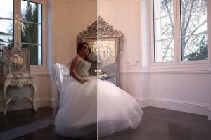 retouche photo mariage photographe orleans