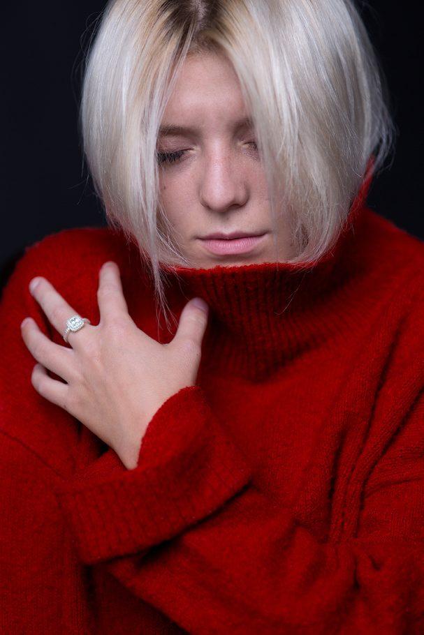 photographe portrait femme